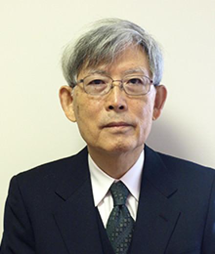 理事長 石井昭ポートレート